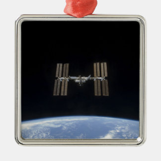 The International Space Station 7 Christmas Ornament