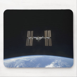 The International Space Station 7 Mouse Pad