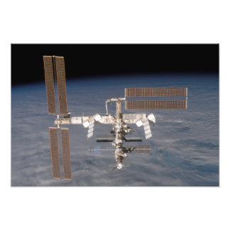 The International Space Station 7 Photograph