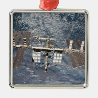 The International Space Station 8 Christmas Ornament
