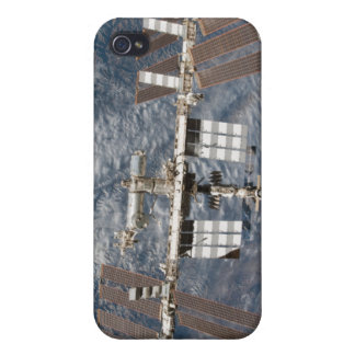 The International Space Station 8 iPhone 4 Case