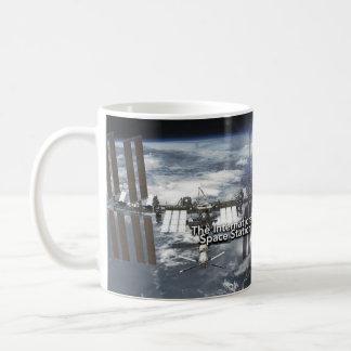 The International Space Station Historical Mug