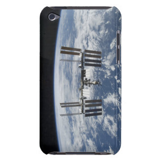 The International Space Station in orbit iPod Case-Mate Case