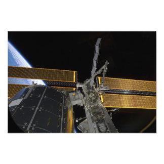 The International Space Station Photo Print