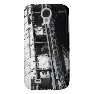 The International Space Station's starboard tru Galaxy S4 Case