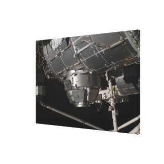 The International Space Station's Tranquility n Canvas Print
