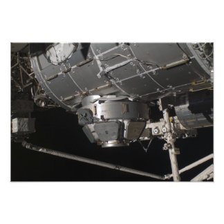 The International Space Station's Tranquility n Photo Print