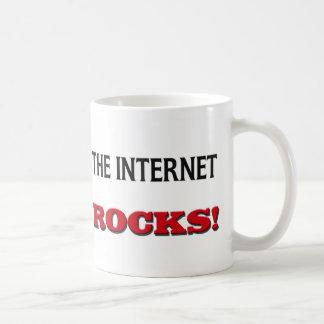 The Internet Rocks Coffee Mug