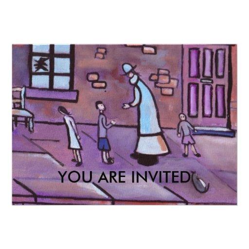 The Interrogation(You are Invited) Invitation