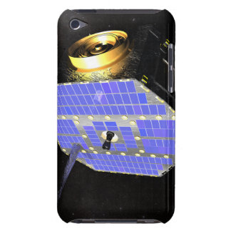 The Interstellar Boundary Explorer satellite Barely There iPod Covers