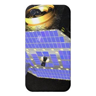 The Interstellar Boundary Explorer satellite Cover For iPhone 4