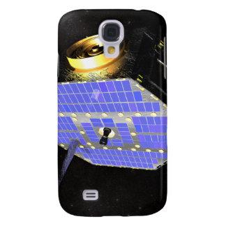 The Interstellar Boundary Explorer satellite Galaxy S4 Case
