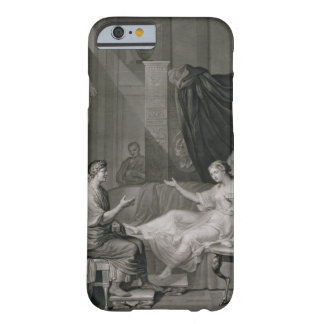 The Interview of Augustus and Cleopatra, engraved Barely There iPhone 6 Case