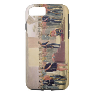 The Investiture of the Order of the Bath, plate fr iPhone 8/7 Case