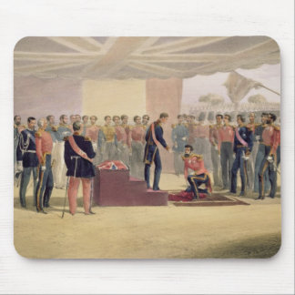 The Investiture of the Order of the Bath, plate fr Mouse Mat