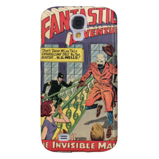 The Invisible Man Comic Samsung Galaxy S4 Case