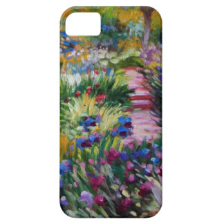 The Iris Garden by Claude Monet Barely There iPhone 5 Case