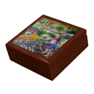 The Iris Garden by Claude Monet Gift Box
