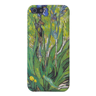 The Iris, Vincent Van Gogh iPhone 5/5S Case