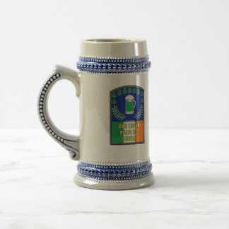 The Irish Feer No Beer Coffee Mugs