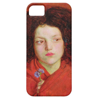 The Irish Girl, 1860 (oil on canvas laid down on b Barely There iPhone 5 Case
