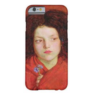 The Irish Girl, 1860 (oil on canvas laid down on b Barely There iPhone 6 Case