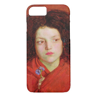 The Irish Girl, 1860 (oil on canvas laid down on b iPhone 8/7 Case