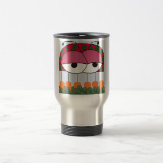 The Irish Ladybird Travel Mug