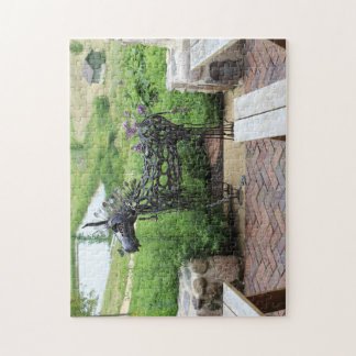 The Iron Horse Jigsaw Puzzle