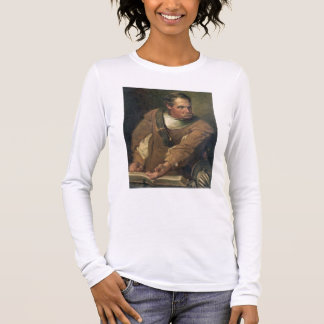 The Ironside (oil on canvas) (pair of 124491) Long Sleeve T-Shirt