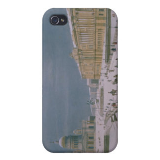 The Isaac Cathedral and the Senate Square iPhone 4 Cover