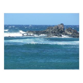 The Island of Maui Postcard