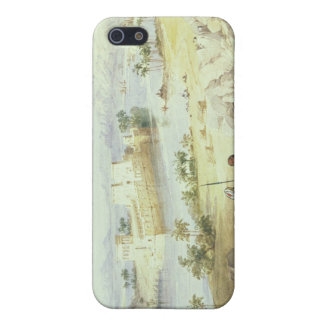 The Island of Philae, looking down the River Nile iPhone 5 Case