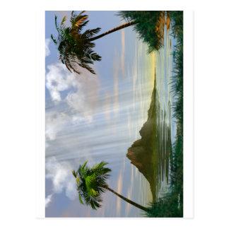 The Island Postcard