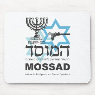 The Israeli Mossad Agency Mouse Mat