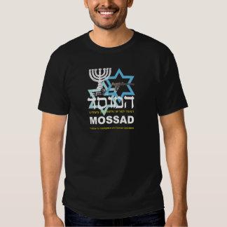 The Israeli Mossad Agency Tee Shirts