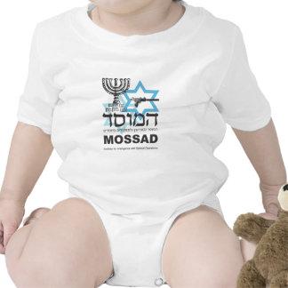 The Israeli Mossad Agency Creeper