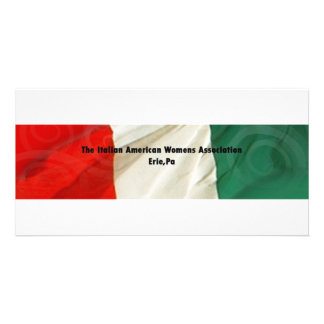 The Italian American Women s Association Picture Card