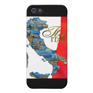 "The Italian ""Boot"" iPhone 5/5S Cover"
