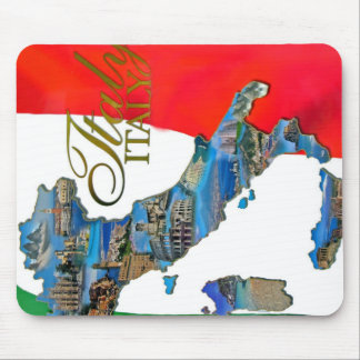 "The Italian ""Boot"" Mouse Mat"