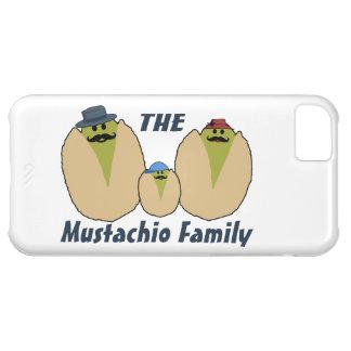 The Italian Mustachio Family iPhone 5C Case