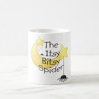 The itsy Bitsy Spider Classic White Coffee Mug