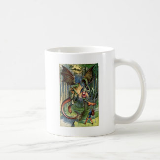 The Jabberwock Coffee Mug