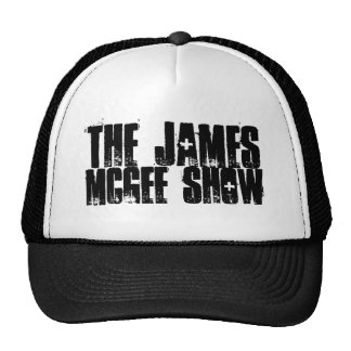 The James McGee Show Hat