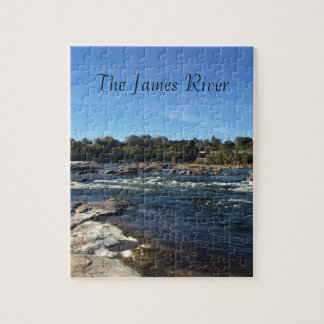 The James River Jigsaw Puzzle