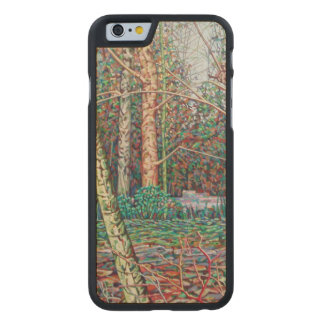 The January Path Carved Maple iPhone 6 Case
