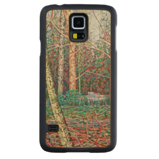 The January Path Maple Galaxy S5 Slim Case