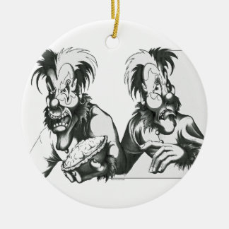 The Janus Brothers Ornament