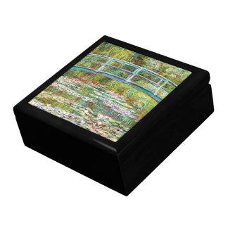 The Japanese Bridge 1899 Claude Monet Gift Box