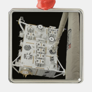 The Japanese Experiment Module Exposed Facility 2 Christmas Ornament